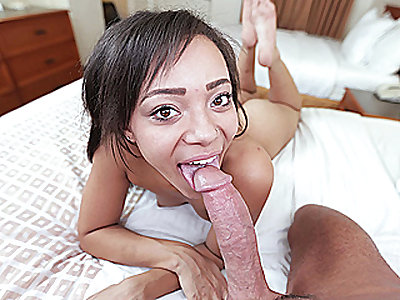 Bubbly Black Teenage Plowed Great